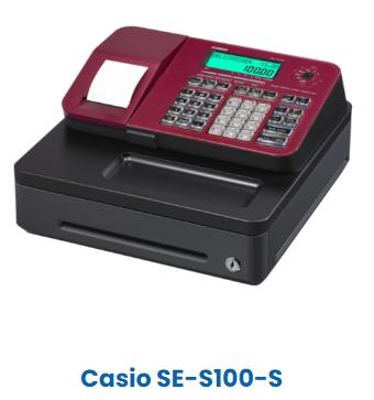 Casio SE100_punainen