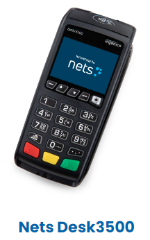 Nets Desk3500