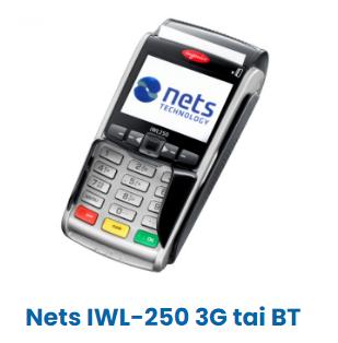 Nets IWL-250 3G tai BT
