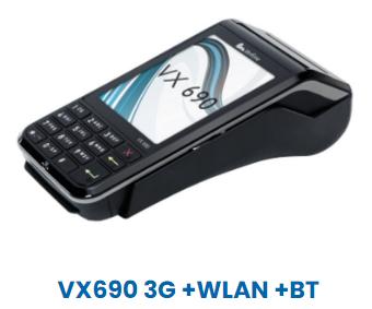 VX690 3G +Wlan +BT